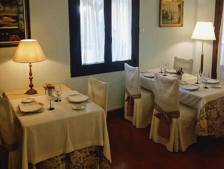 Restaurant el palau Vell Sant Andreu de la Barca