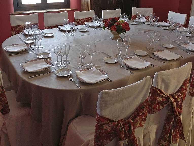 Restaurant El Palau Vell a Sant Andreu de la Barca, Saló Cirera