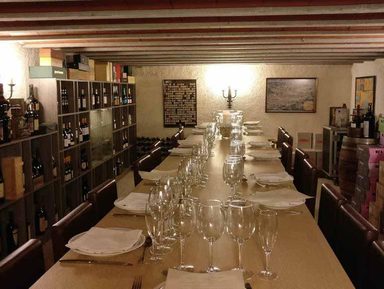 Restaurant el Palau Vell Celler