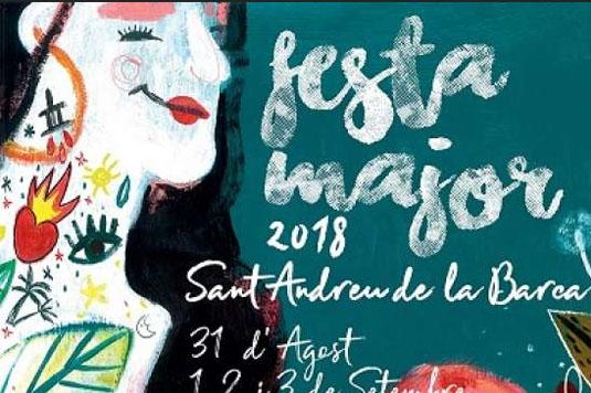 Festa Major Sant Andreu de la Barca 2018 Restaurant El Palau Vell