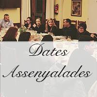 Dates Assenyalades El Palau Vell Sant Andreu de la Barca