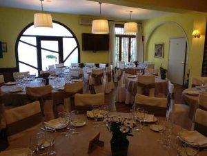 Restaurant El Palau Vell a Sant Andreu de la Barca, Fotografia Interior Menjador