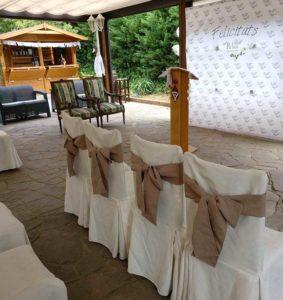 Restaurant El Palau Vell a Sant Andreu de la Barca, Fotografia de casament