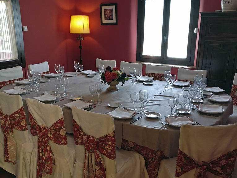 Restaurant el Palau Vell, Fotografia Saló Cirera