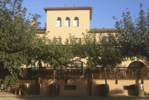 Restaurant El Palau Vell a Sant Andreu de la Barca, Fotografia exterior