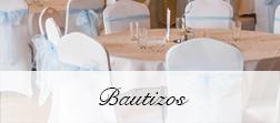Bautizos Restaurant El Palau Vell